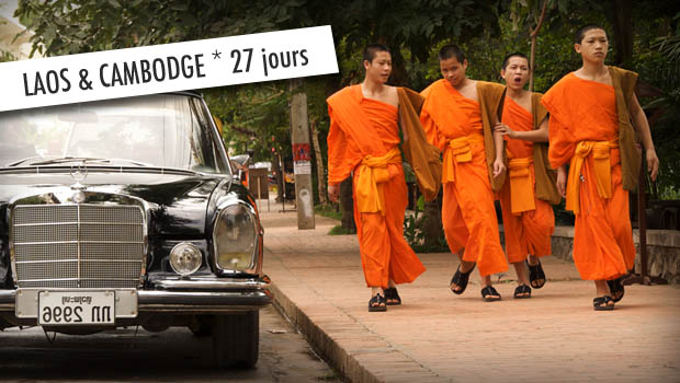 guide de voyage Laos Cambodge 27 jours