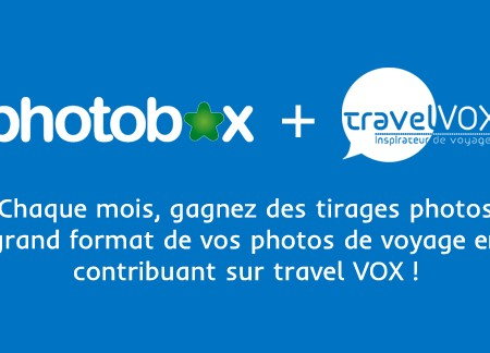 Photobox travel VOX