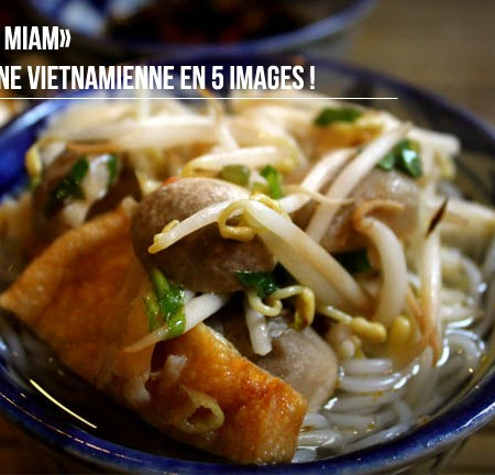 Cuisine Vietnamienne