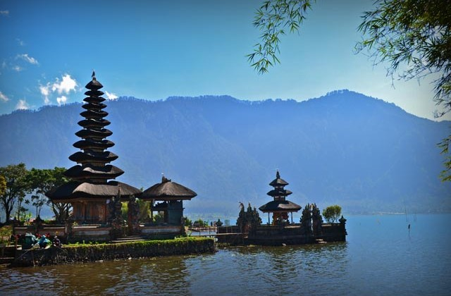 Temples de Bali Pura Ulun Danu Bratan
