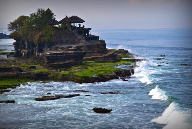 Temples de Bali Tanah Loth