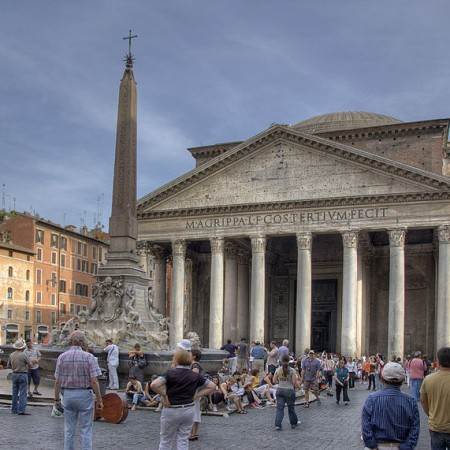 Rome-Pantheon