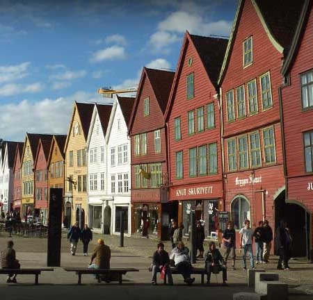 week-and-bergen-Norvege